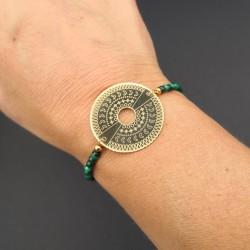 Bracelet Golden Queen